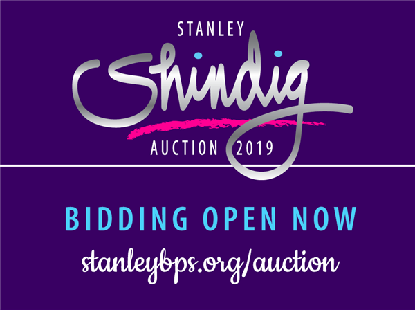 Online Bidding is Open Now for The Stanley Shindig: Auction 2019!