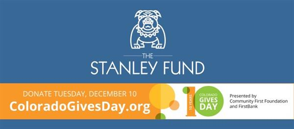 Colorado Gives Day & Stanley