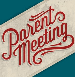 Last Parent Association meeting of the year Friday!