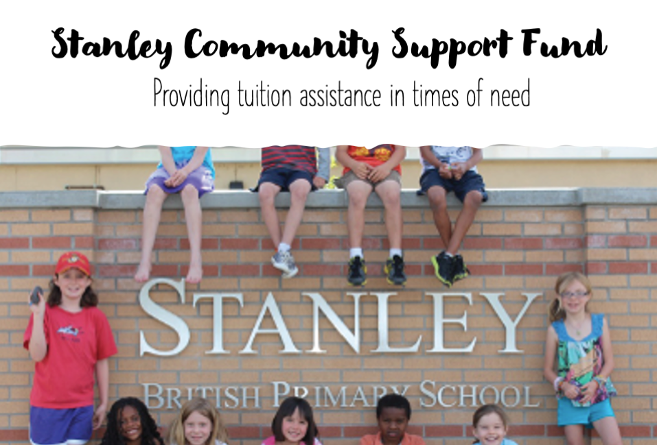 Introducing the Stanley Community Support Fund