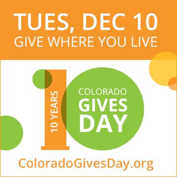 Schedule your Stanley Fund donation for Colorado Gives Day
