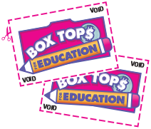 Box Tops for Education - Drop off deadline for Extended Day