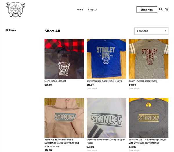 Click to shop the Stanley Store